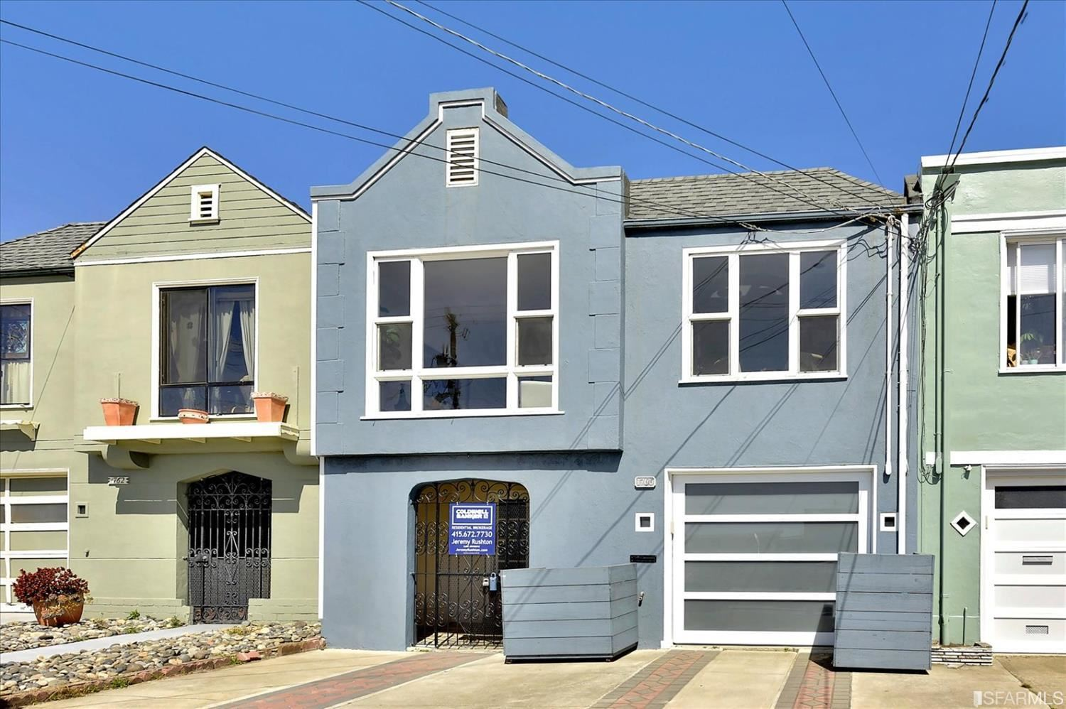 1766 44th Avenue, San Francisco, CA 94122 - #: 421540438