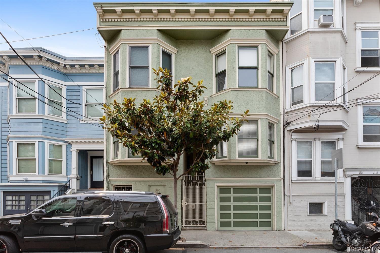 1322 Natoma Street #A, San Francisco, CA 94103 - #: 421586444