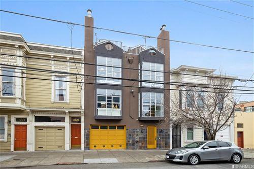 Photo of 3025 20th Street #A, San Francisco, CA 94110 (MLS # 421518451)