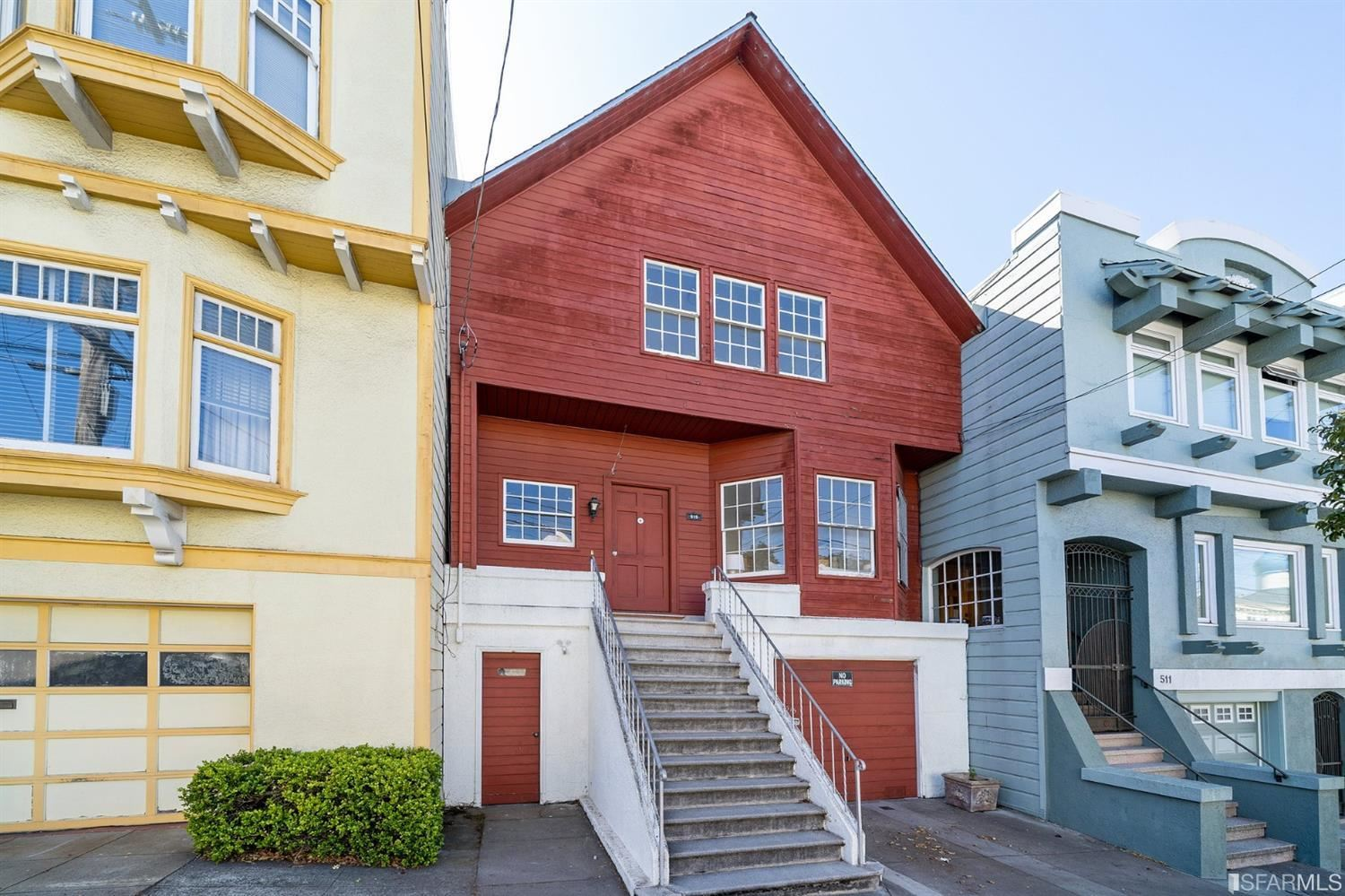 515 12th Avenue, San Francisco, CA 94118 - #: 421542452
