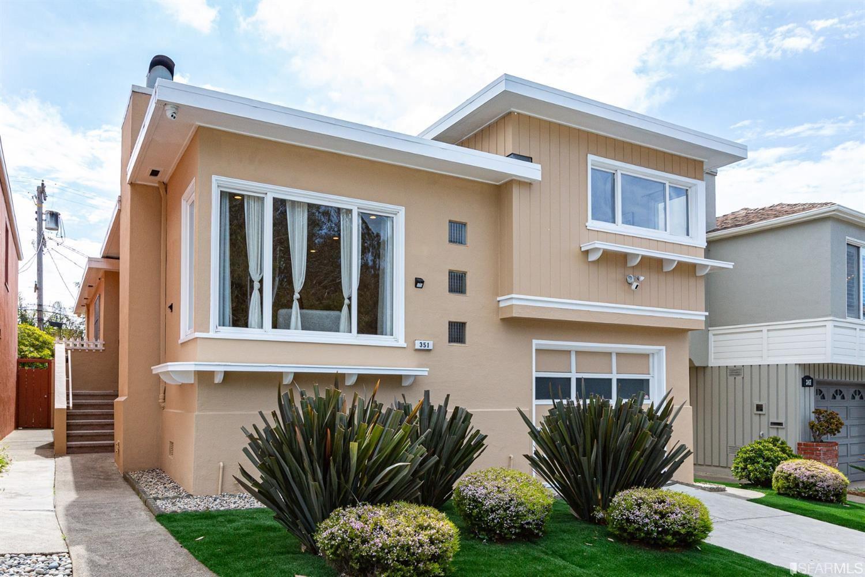 351 Lakeshore Drive, San Francisco, CA 94132 - #: 421537455