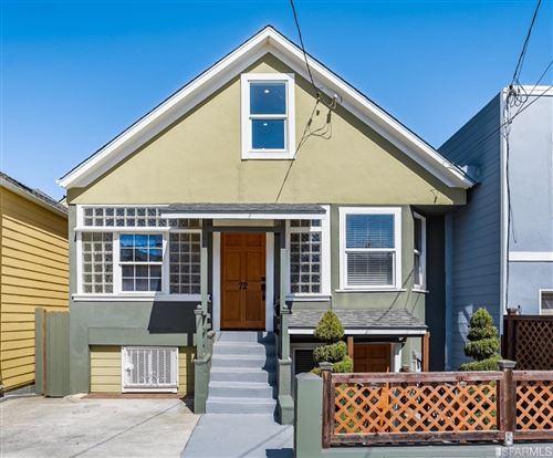 Photo of 72 Bruce Avenue, San Francisco, CA 94112 (MLS # 421532458)