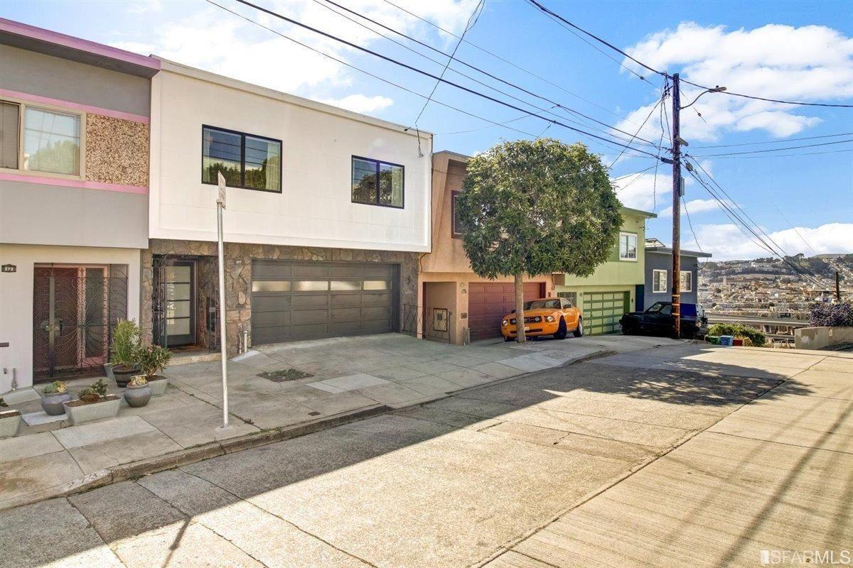 277 Bradford Street, San Francisco, CA 94110 - #: 421533458