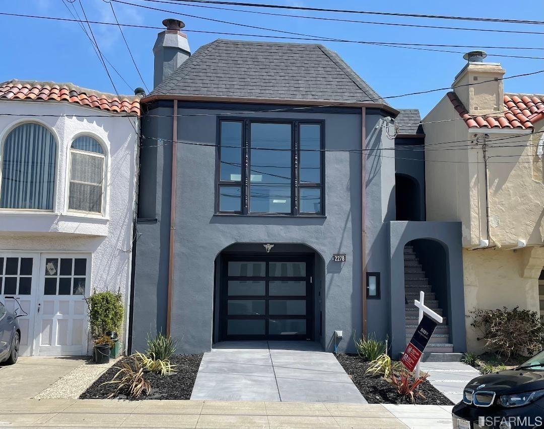 2278 29th Avenue, San Francisco, CA 94116 - #: 421538460