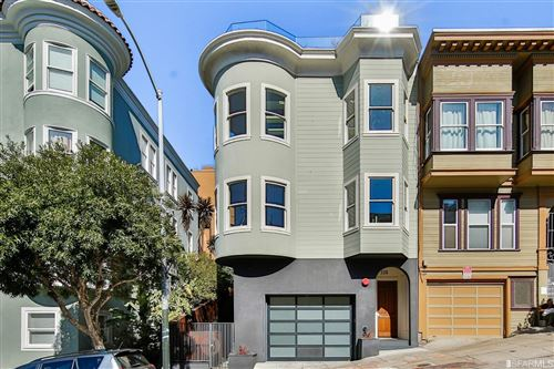 Photo of 524 - 526 Vallejo, San Francisco, CA 94133 (MLS # 508468)