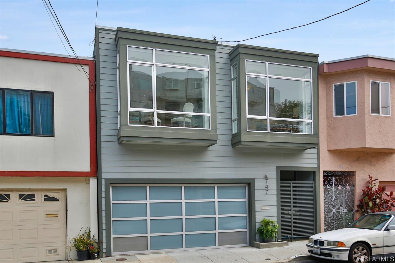 747 Gates Street, San Francisco, CA 94110 - #: 505473