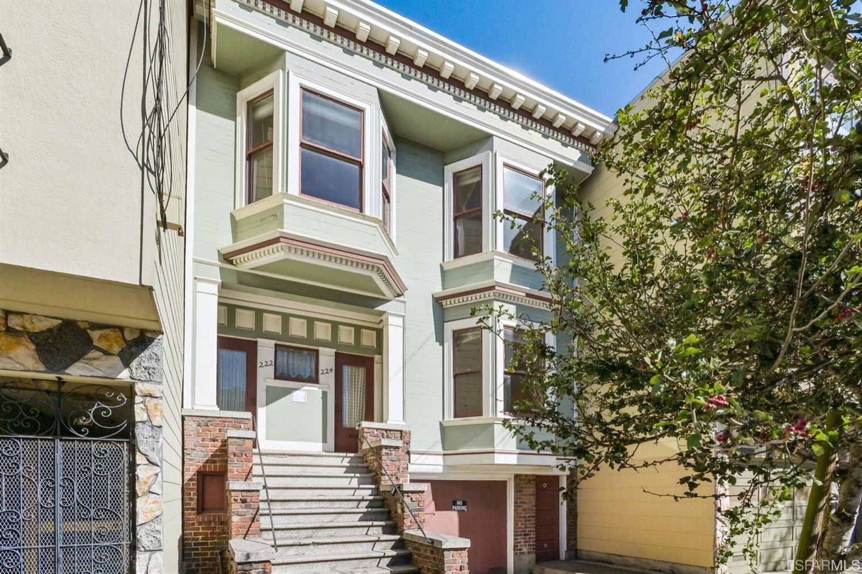 222 224 23rd Avenue #2 Units, San Francisco, CA 94121 - #: 504474