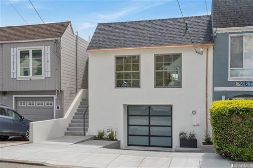Photo of 461 Melrose Avenue, San Francisco, CA 94127 (MLS # 421536496)