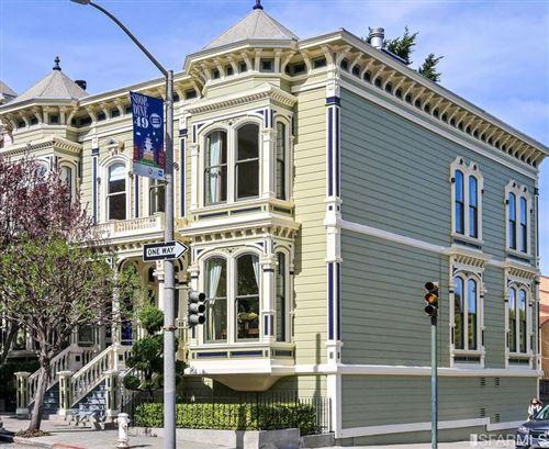 Photo of 1400 Golden Gate Avenue, San Francisco, CA 94115 (MLS # 421525499)