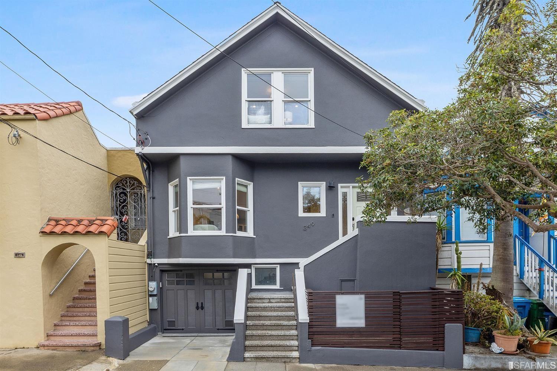 349 Banks Street, San Francisco, CA 94110 - #: 421589499