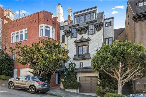 Photo of 2727 Vallejo Street, San Francisco, CA 94123 (MLS # 513504)