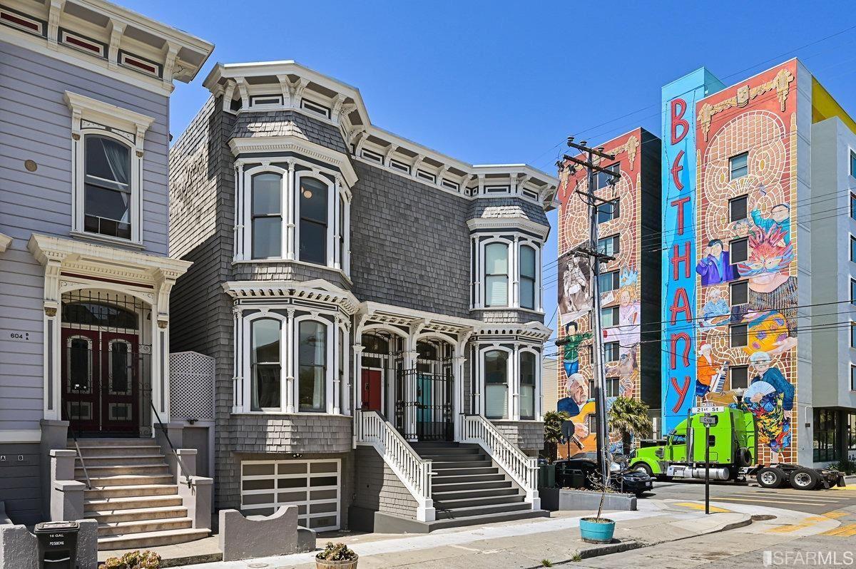 602 Capp Street, San Francisco, CA 94110 - #: 421586509