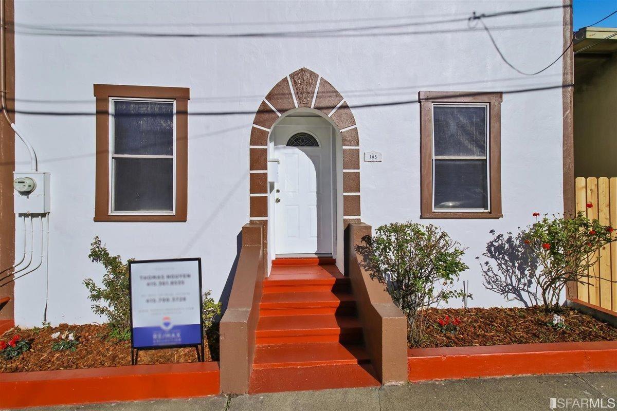 105 Trumbull Street, San Francisco, CA 94112 - #: 511509