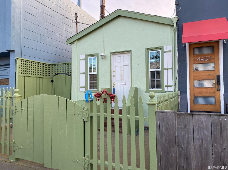 4429 Kirkham Street, San Francisco, CA 94122 - #: 508515