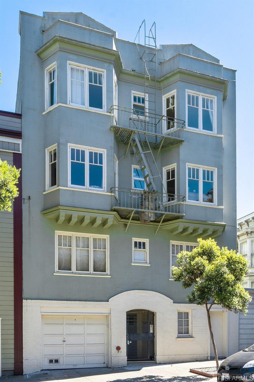 2025 Ofarrell Street #4, San Francisco, CA 94115 - #: 501521