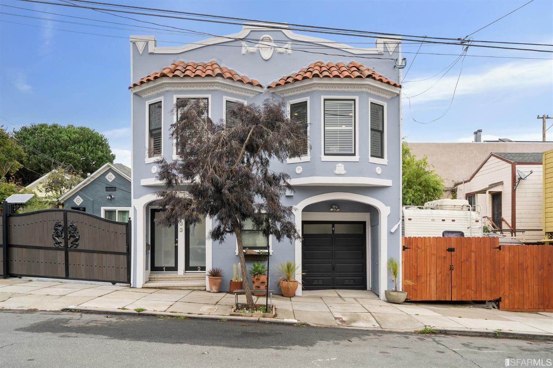 133 Ellert Street #1, San Francisco, CA 94110 - #: 421606522