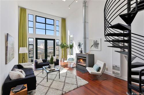 Photo of 161 Gilbert Street #9, San Francisco, CA 94103 (MLS # 508534)