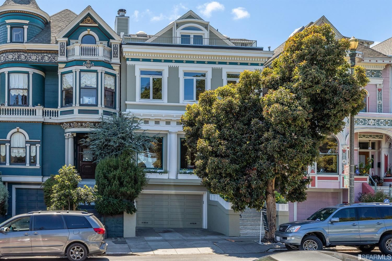 711 Scott Street, San Francisco, CA 94117 - #: 421563535