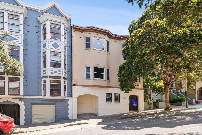 863 Haight Street #4, San Francisco, CA 94117 - #: 421568540