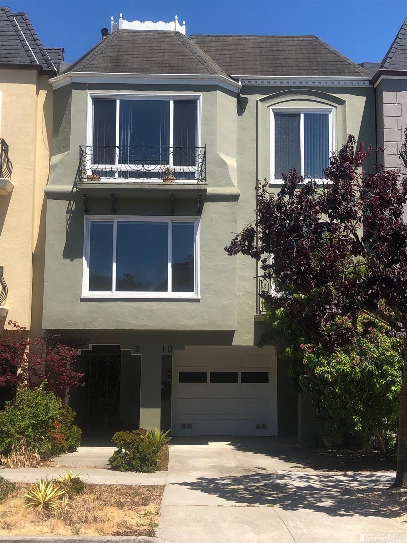 8 15th Avenue, San Francisco, CA 94118 - #: 421561542