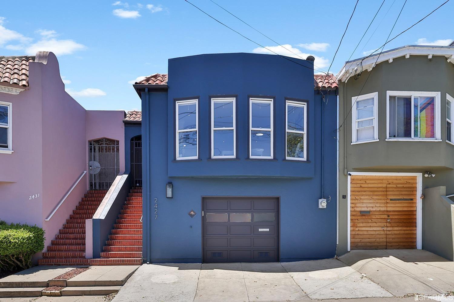 2427 32nd Avenue, San Francisco, CA 94116 - #: 421554545