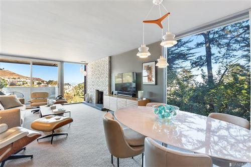 Photo of 5124 Diamond Heights Boulevard #A, San Francisco, CA 94131 (MLS # 508549)