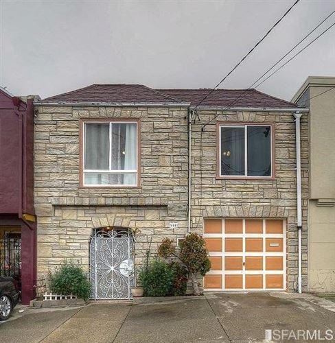 Photo of 444 Sawyer Street, San Francisco, CA 94134 (MLS # 511576)