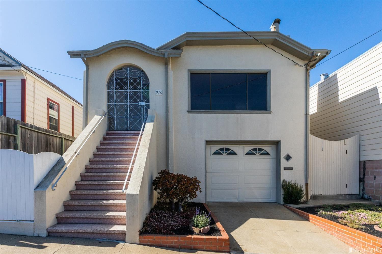 916 Silliman Street, San Francisco, CA 94134 - #: 421554583