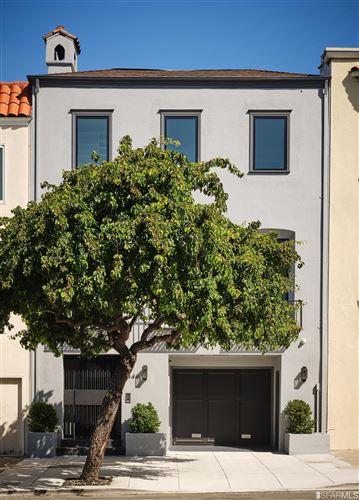 Photo of 1446 Francisco Street, San Francisco, CA 94123 (MLS # 421592590)