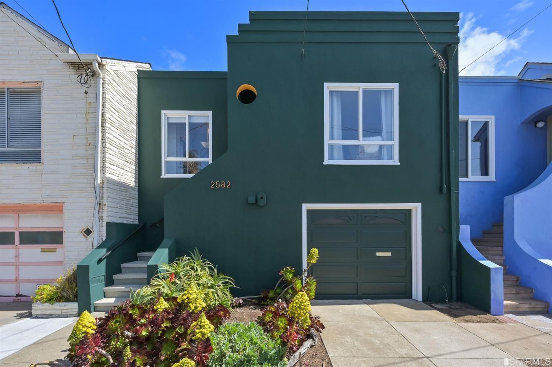 2582 46th Avenue, San Francisco, CA 94116 - #: 421518603