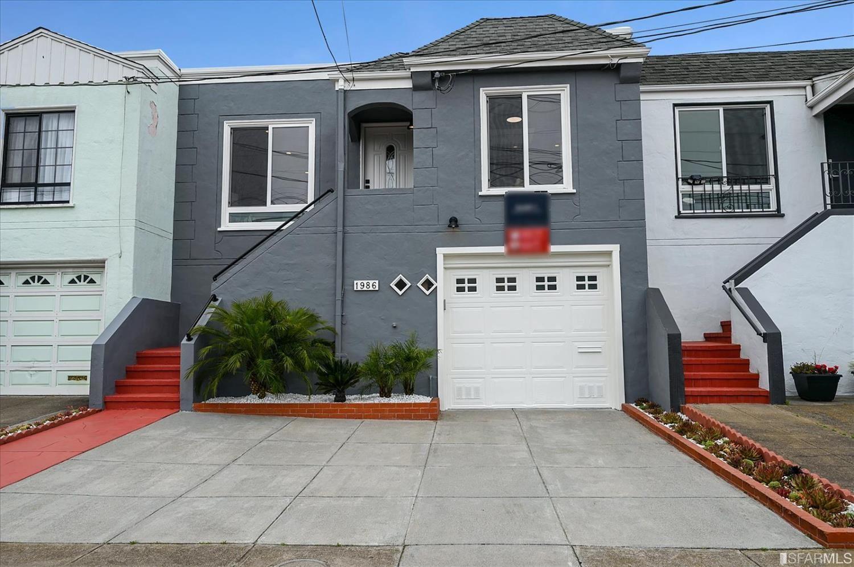 1986 34th Avenue, San Francisco, CA 94116 - #: 421559614