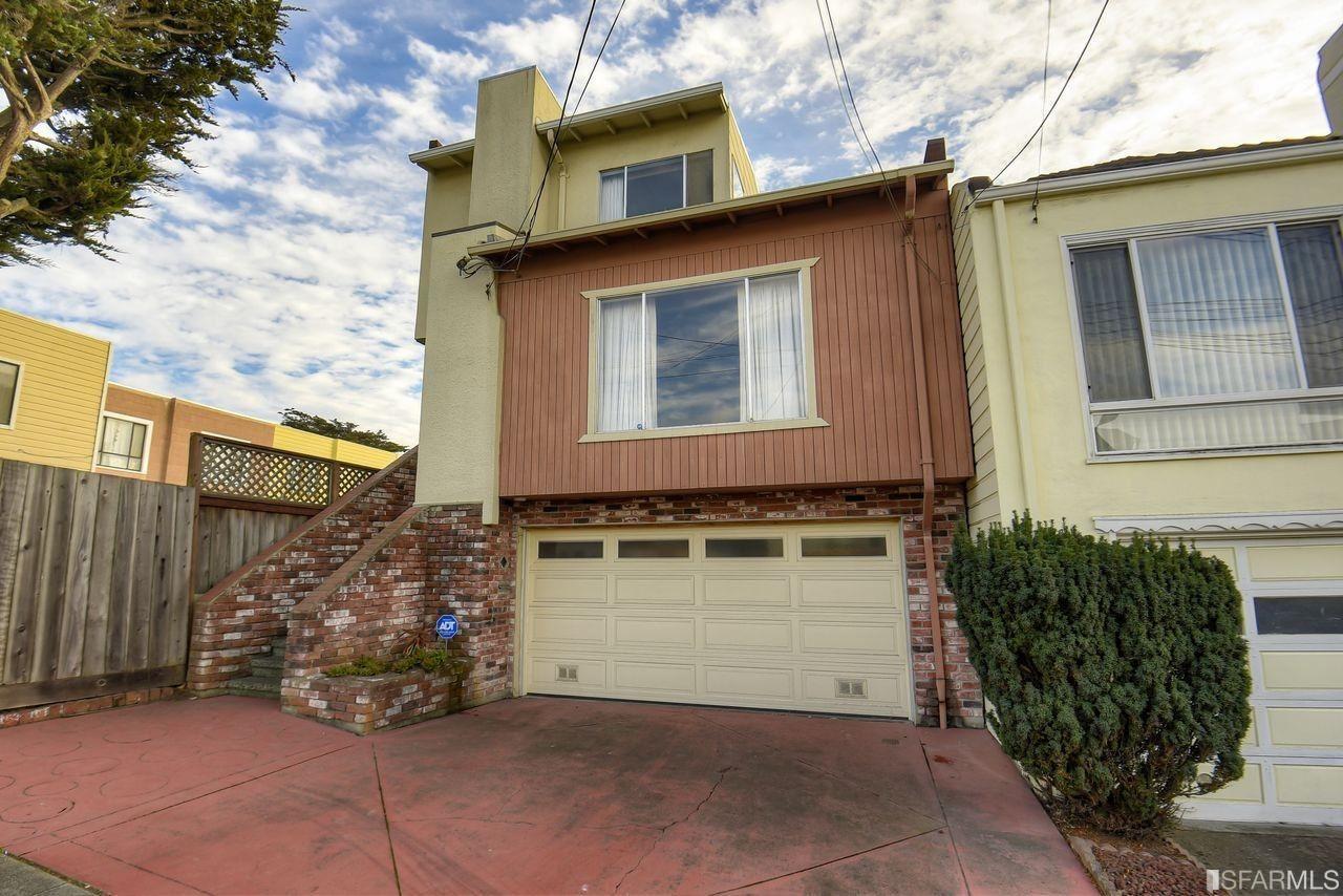 2625 Yorba Street, San Francisco, CA 94116 - #: 510616