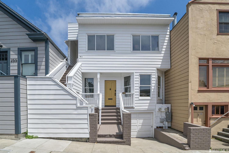 261 261A Ellsworth Street #2 Units, San Francisco, CA 94110 - #: 501622