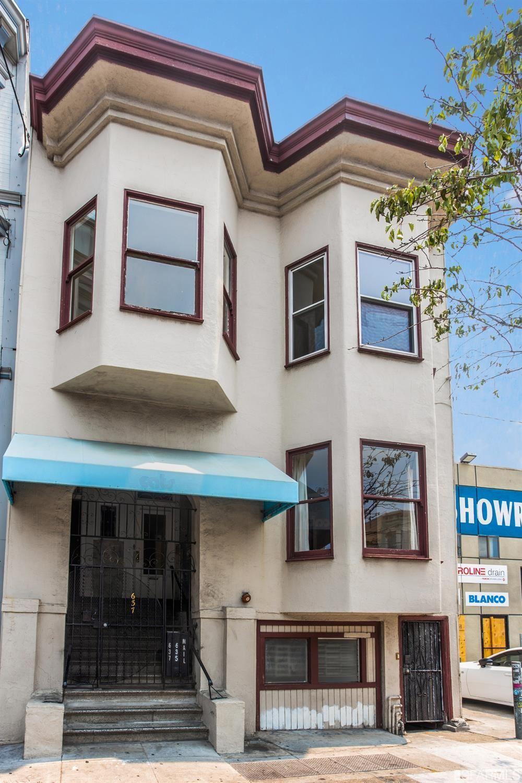 635 637 South Van Ness Avenue, San Francisco, CA 94110 - #: 502640