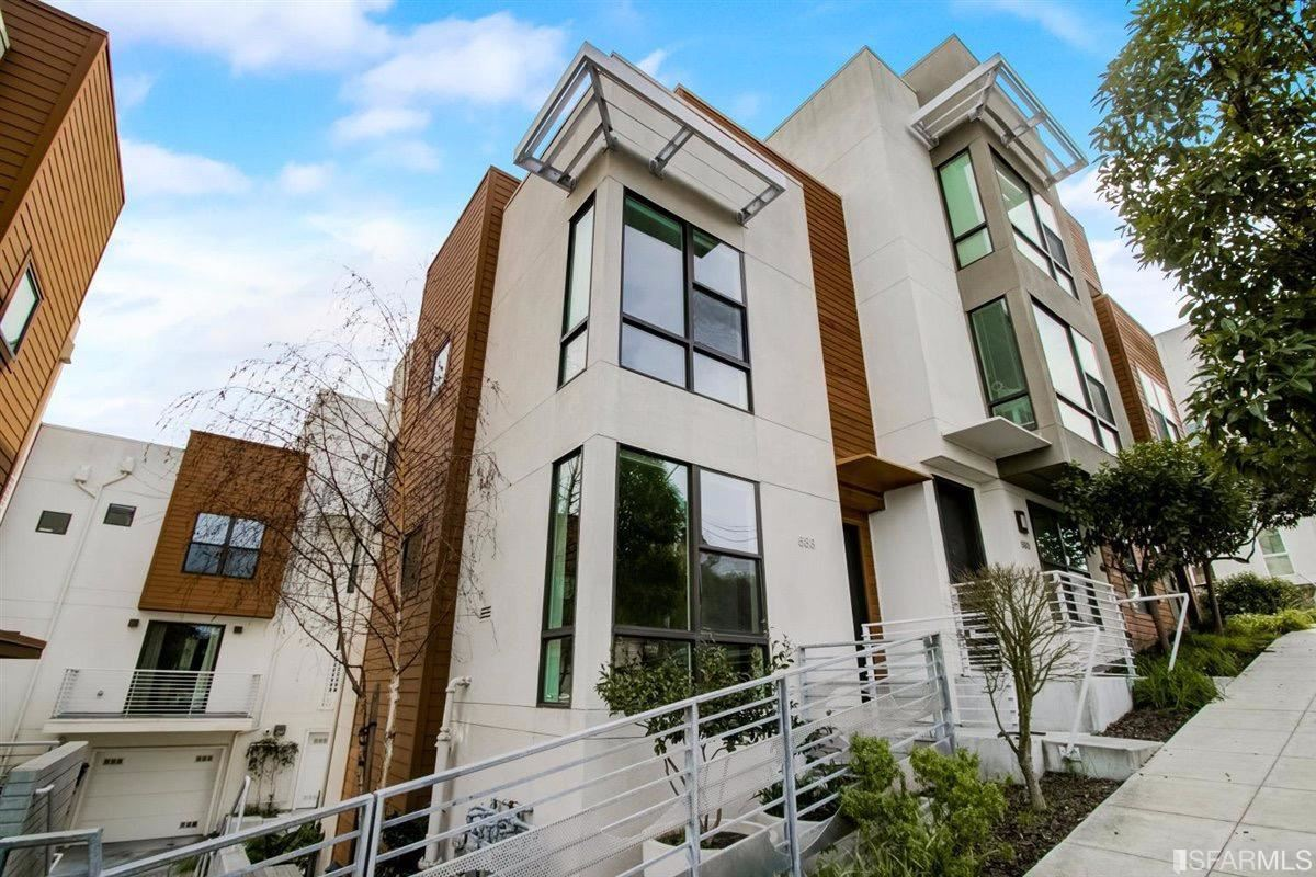 583 Donahue Street, San Francisco, CA 94124 - #: 421521646