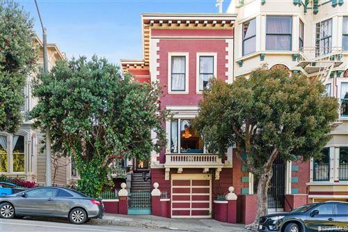 Photo of 1058 1060 Fulton Street, San Francisco, CA 94117 (MLS # 499655)