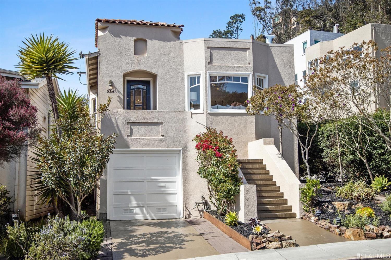526 Ulloa Street, San Francisco, CA 94127 - #: 421538659