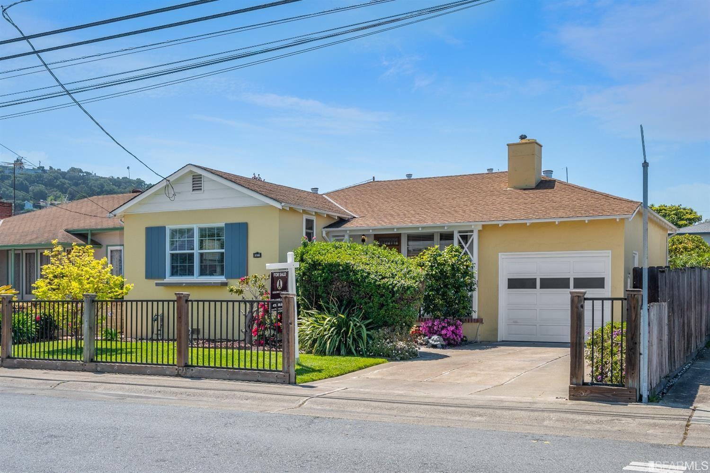 3708 Colegrove Street, San Mateo, CA 94403 - #: 421537665