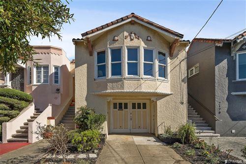 Photo of 2174 18th Avenue, San Francisco, CA 94116 (MLS # 508666)
