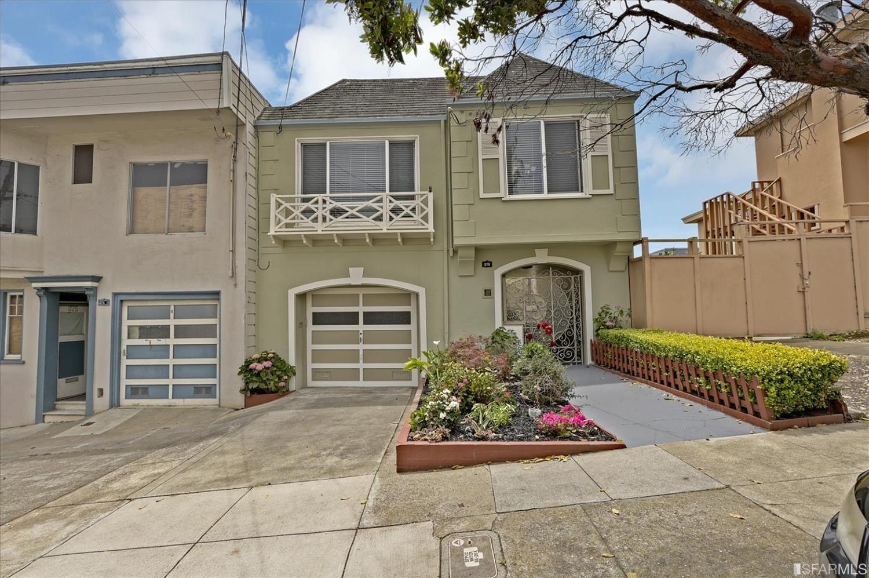 379 Hearst Avenue, San Francisco, CA 94112 - #: 421567667