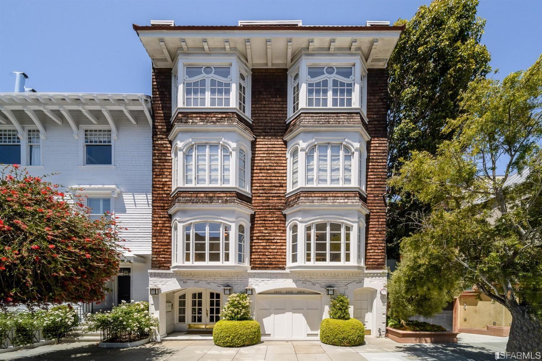 2454 Vallejo Street, San Francisco, CA 94123 - #: 421575667