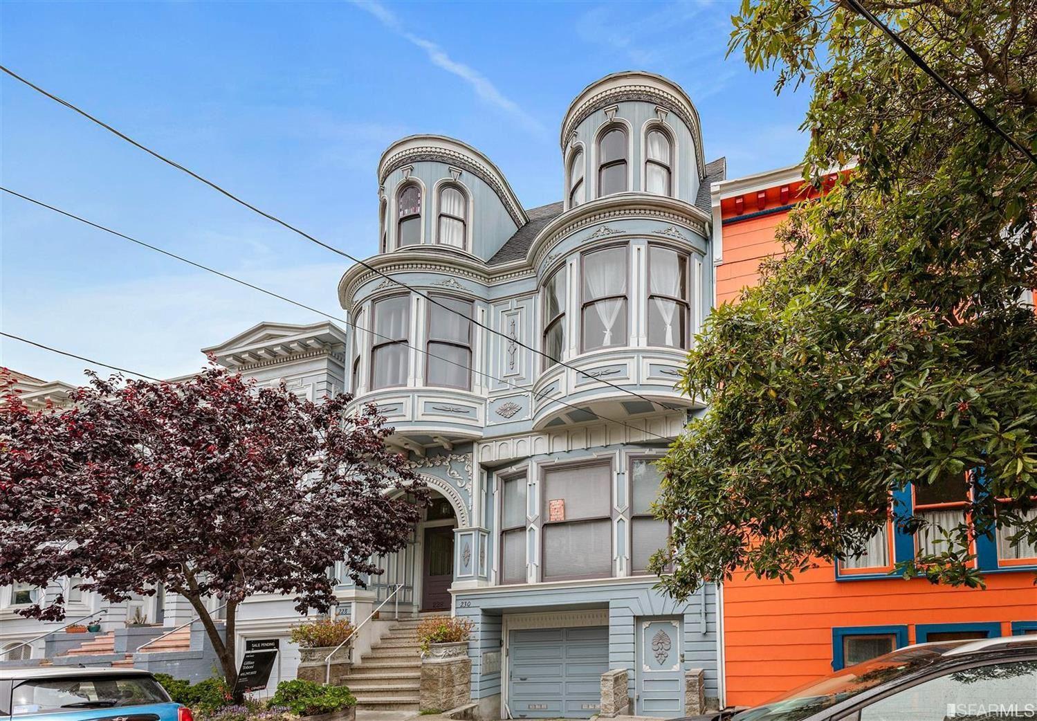 230 Clayton Street #2, San Francisco, CA 94117 - #: 421560677