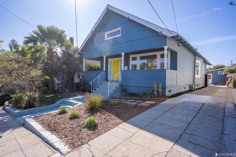 4203 Agua Vista Street, Oakland, CA 94601 - #: 509681