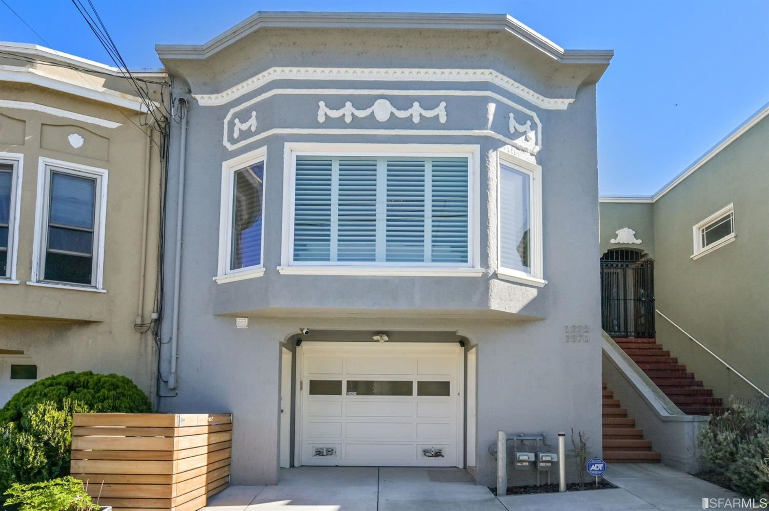 1370 1372 35th Avenue #2 Units, San Francisco, CA 94122 - #: 508685
