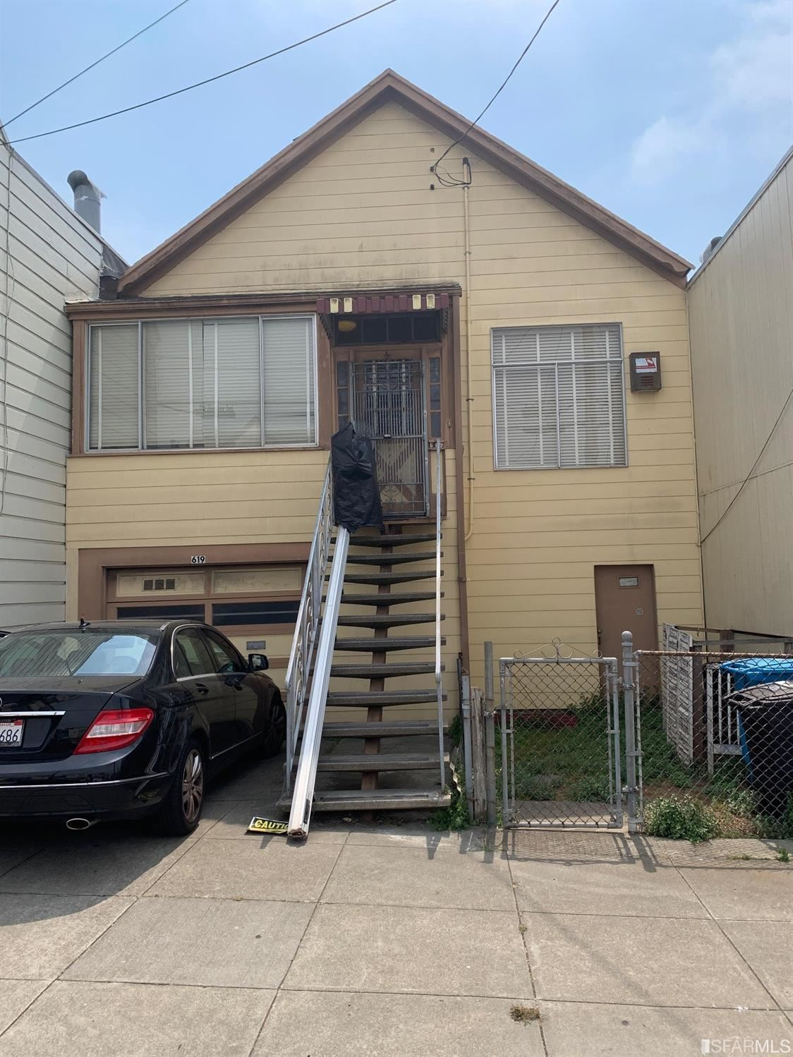 619 Thornton Avenue, San Francisco, CA 94124 - #: 510689