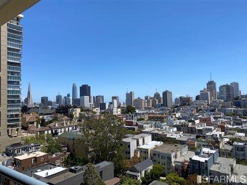 Photo of 1070 Green Street #802, San Francisco, CA 94133 (MLS # 509695)