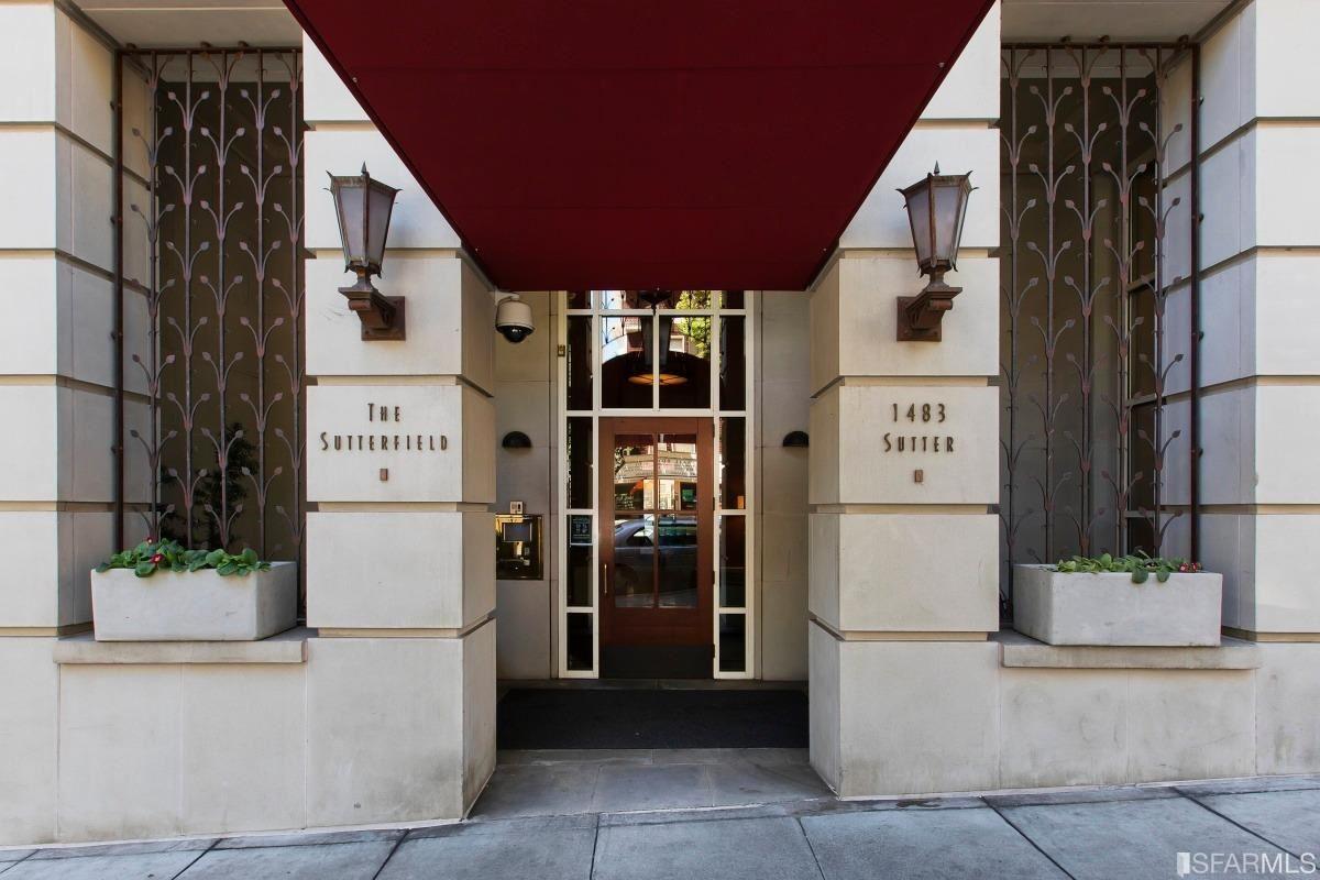 1483 Sutter Street #803, San Francisco, CA 94109 - #: 498701