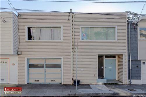 Photo of 165 Moffitt Street, San Francisco, CA 94117 (MLS # 508703)