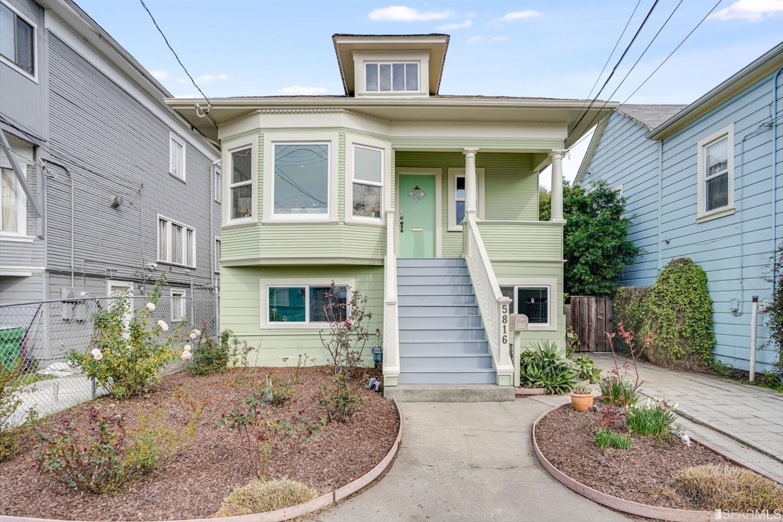 5816 Fremont Street, Oakland, CA 94608 - #: 421524713