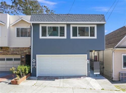 Photo of 63 Minerva Street, San Francisco, CA 94112 (MLS # 421556720)